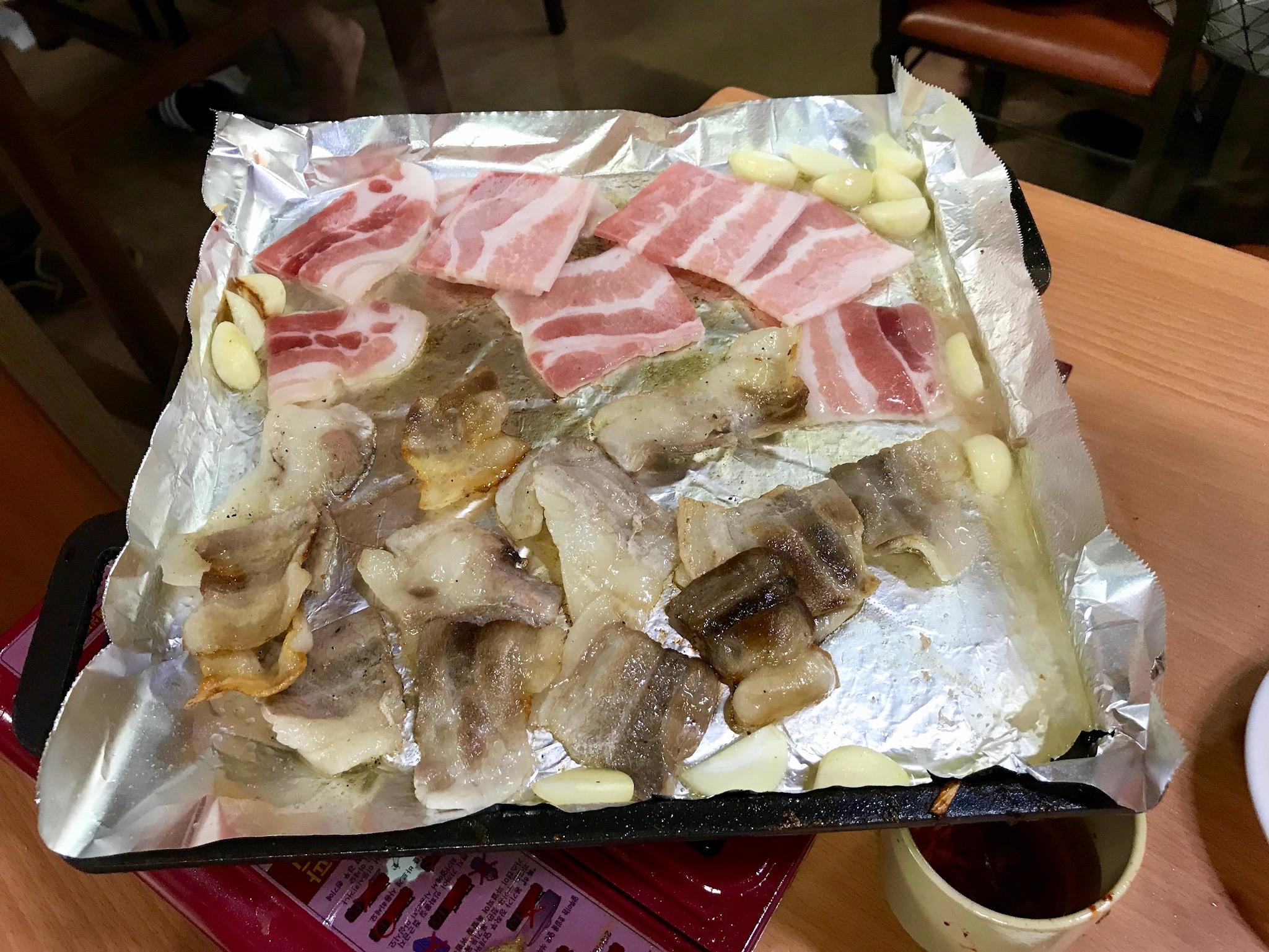 한강진역 맛집 / 이태원 나리의집 ( 나리식당 )