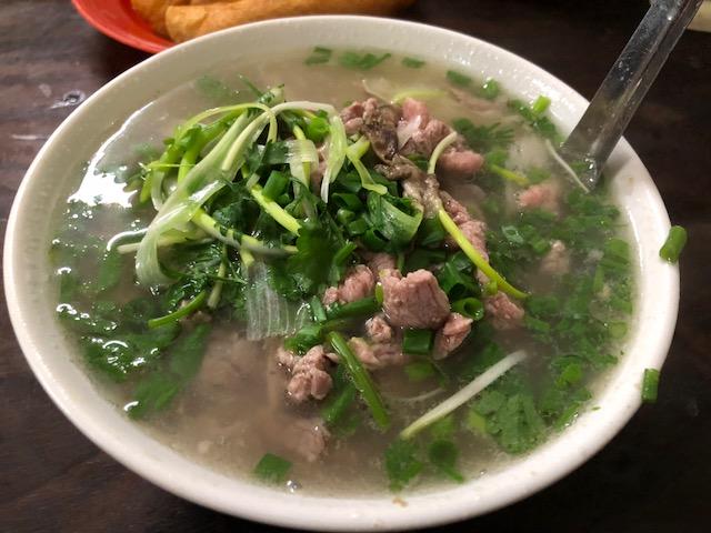 소문대로 짱! 퍼짜쭈웬: 하노이의 쌀국수(2)