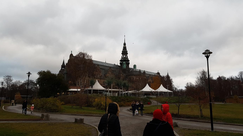 [스톡홀름 여행] 노르딕 박물관 Nordiska Muse..
