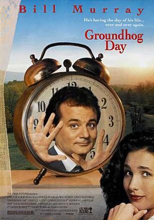- 사랑의 블랙홀 'Groundhog Day, 1993'