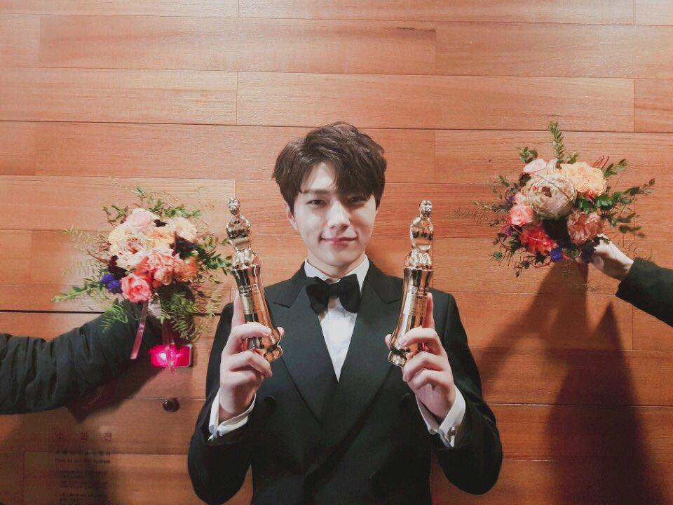 MBC 연기대상 김명수 2관왕 축하