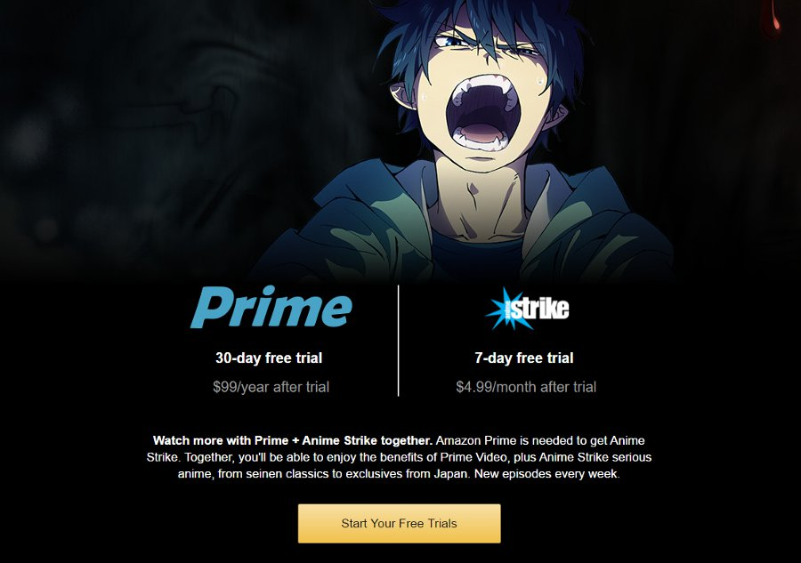 미국 아마존, 일본 애니메이션 전문 동영상 서비스 ..