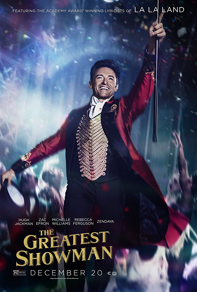 위대한 쇼맨 (The Greatest Showman, 2017)