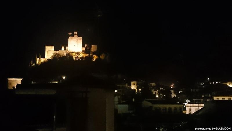 1712 스페인; 알함브라의 추억