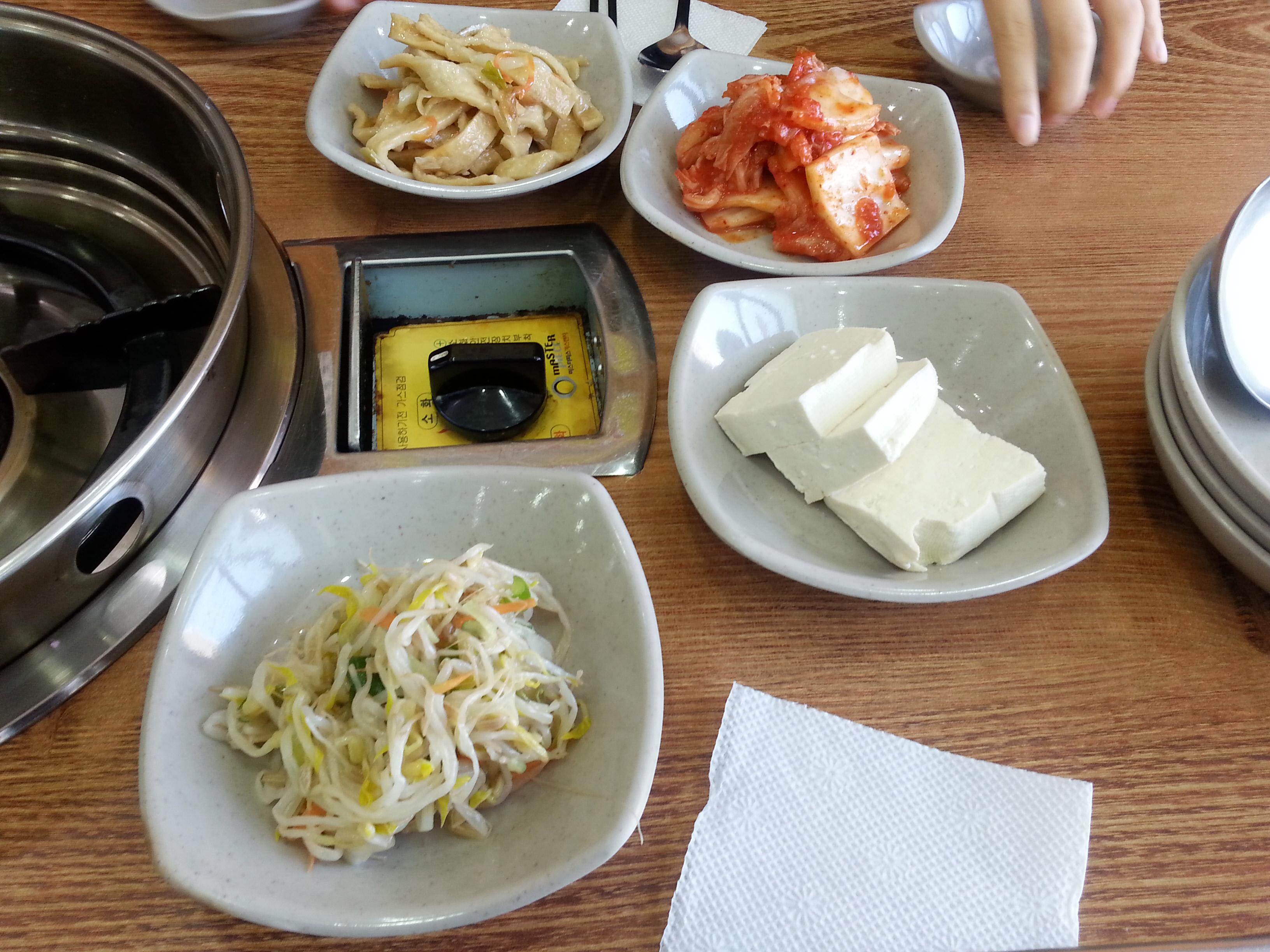 동태탕 - 명동 찌개마을