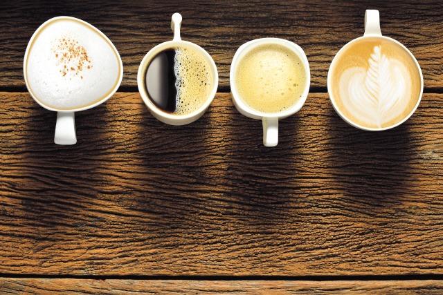 커피 선택