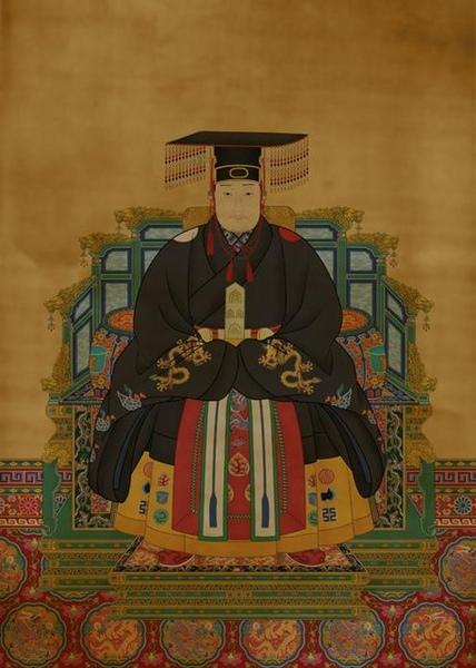 조선의  황제?