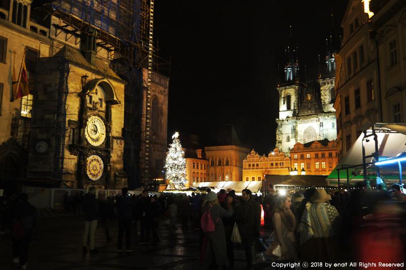 겨울 유럽여행 (6) 프라하 : 꼴레뇨 원정대