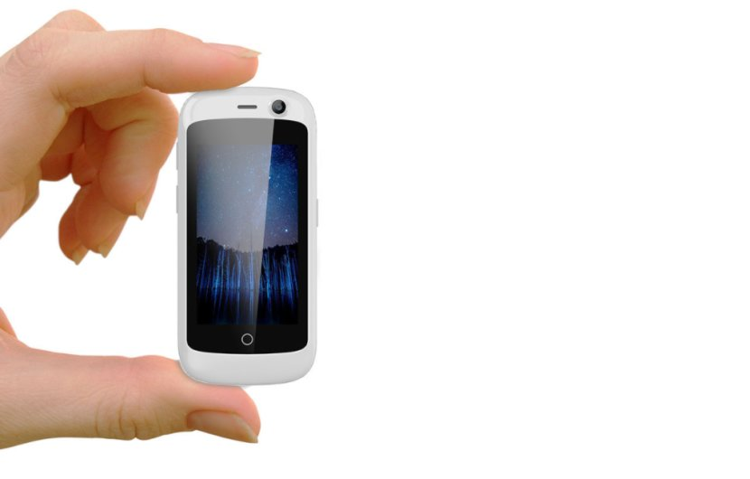 초소형 스마트폰 젤리 프로, 일 아마존에서 판매 개시