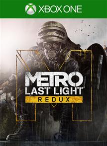 [xbone] Metro: Last Light Redux