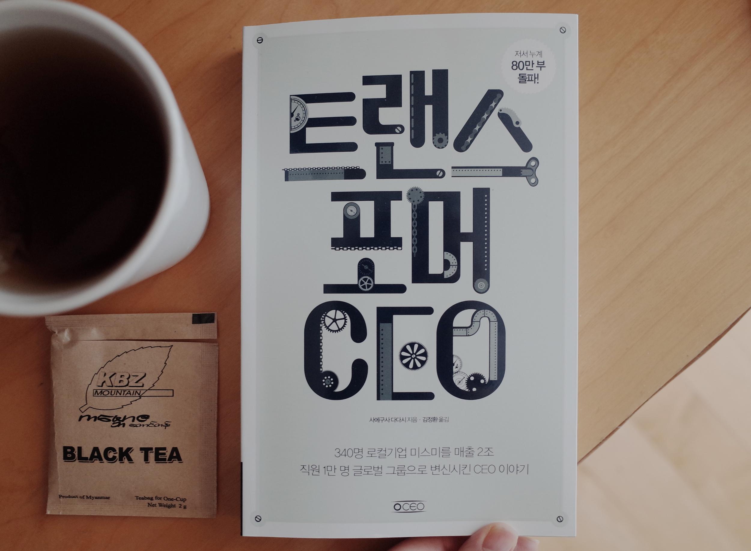 기업회생 전문가의 기업경영 이야기. 트랜스포머 CEO