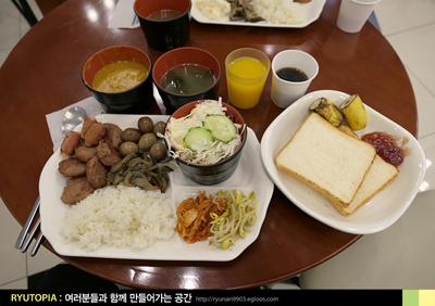 2018.2.19. (8) 토요코인 부산역Ⅱ의 두 번째 아침..