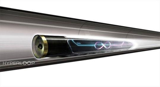 일론 머스크의 하이퍼루프(Hyperloop)