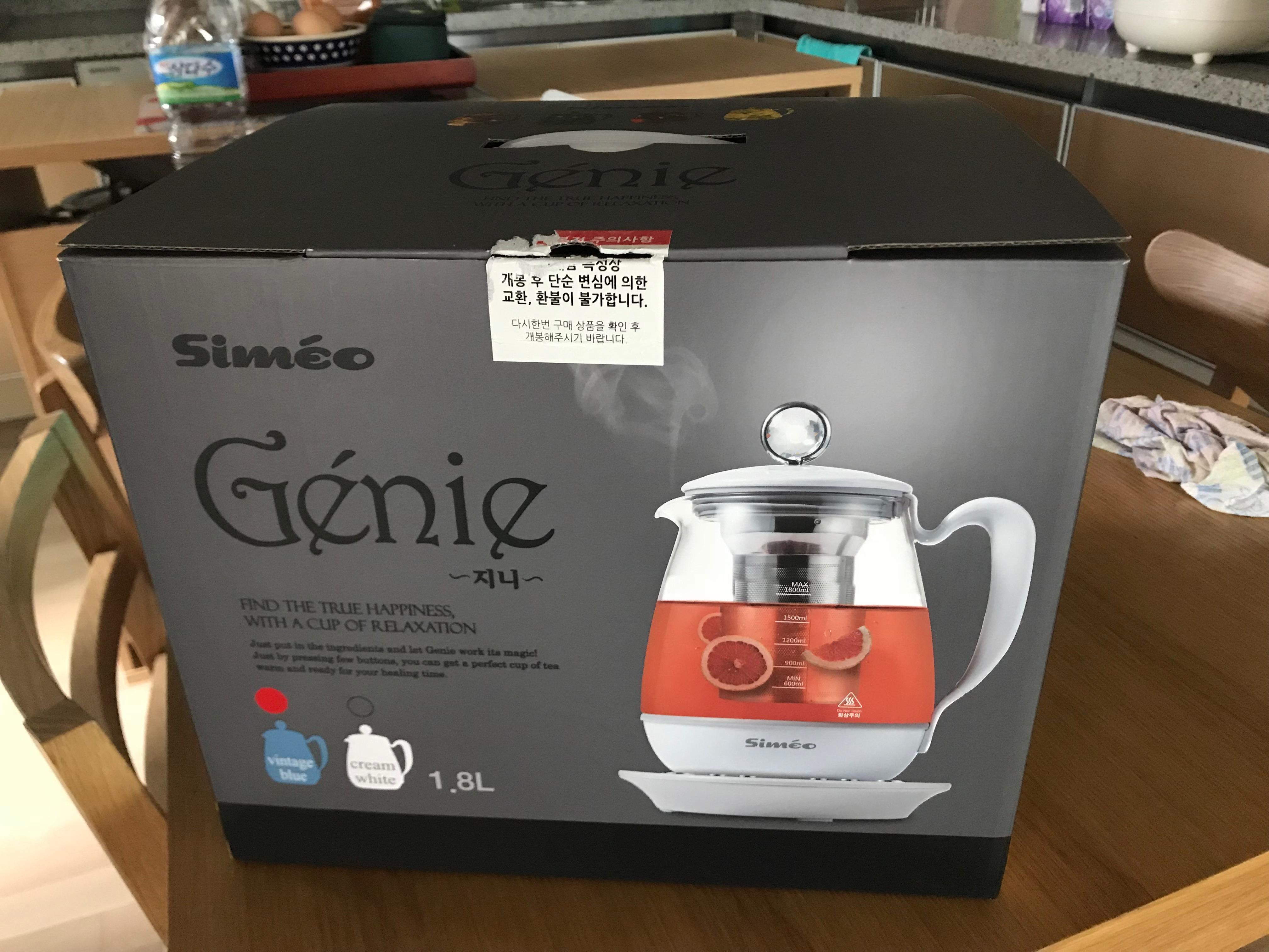 Simeo Teamaker 'Genie'