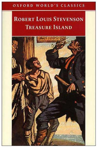 소설 보물섬은 진짜 보물섬이었다