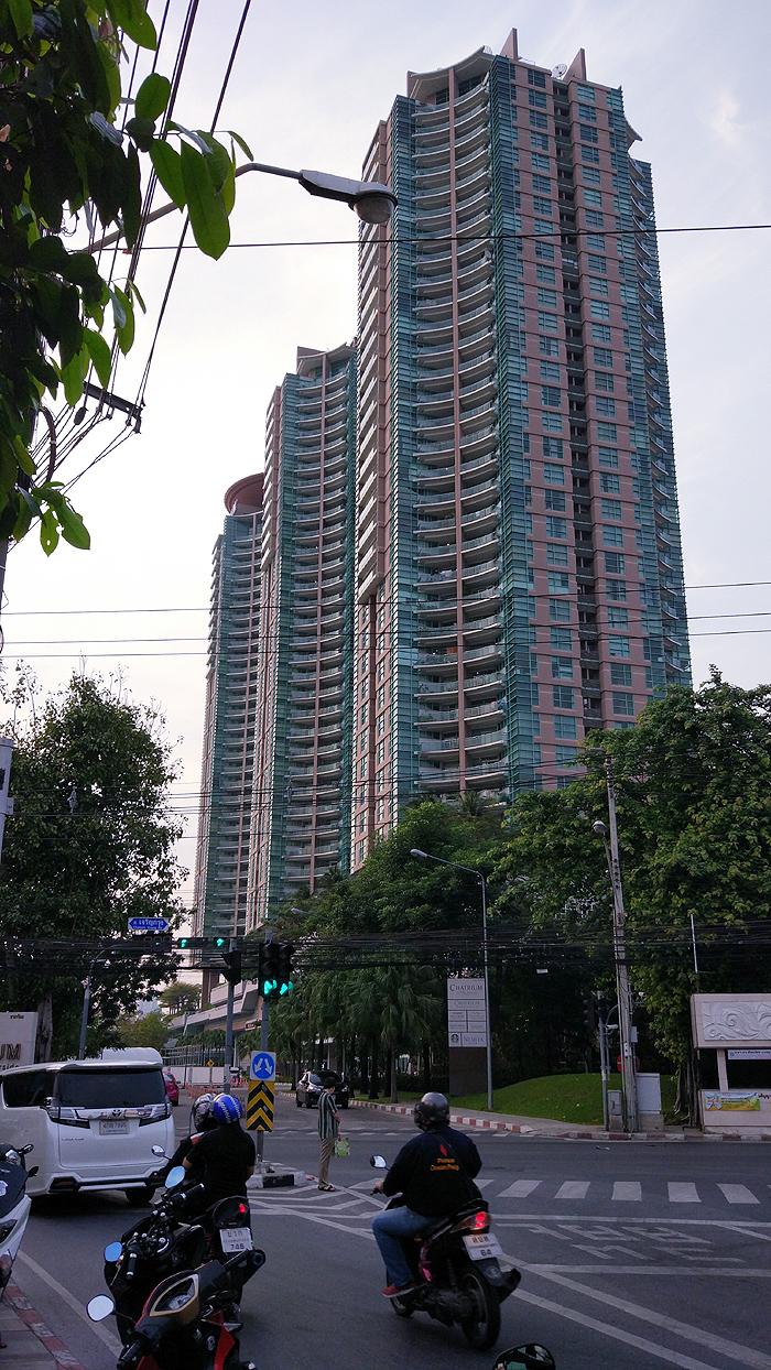 방콕 호텔 차트리움 리버사이드 Chatrium Riverside