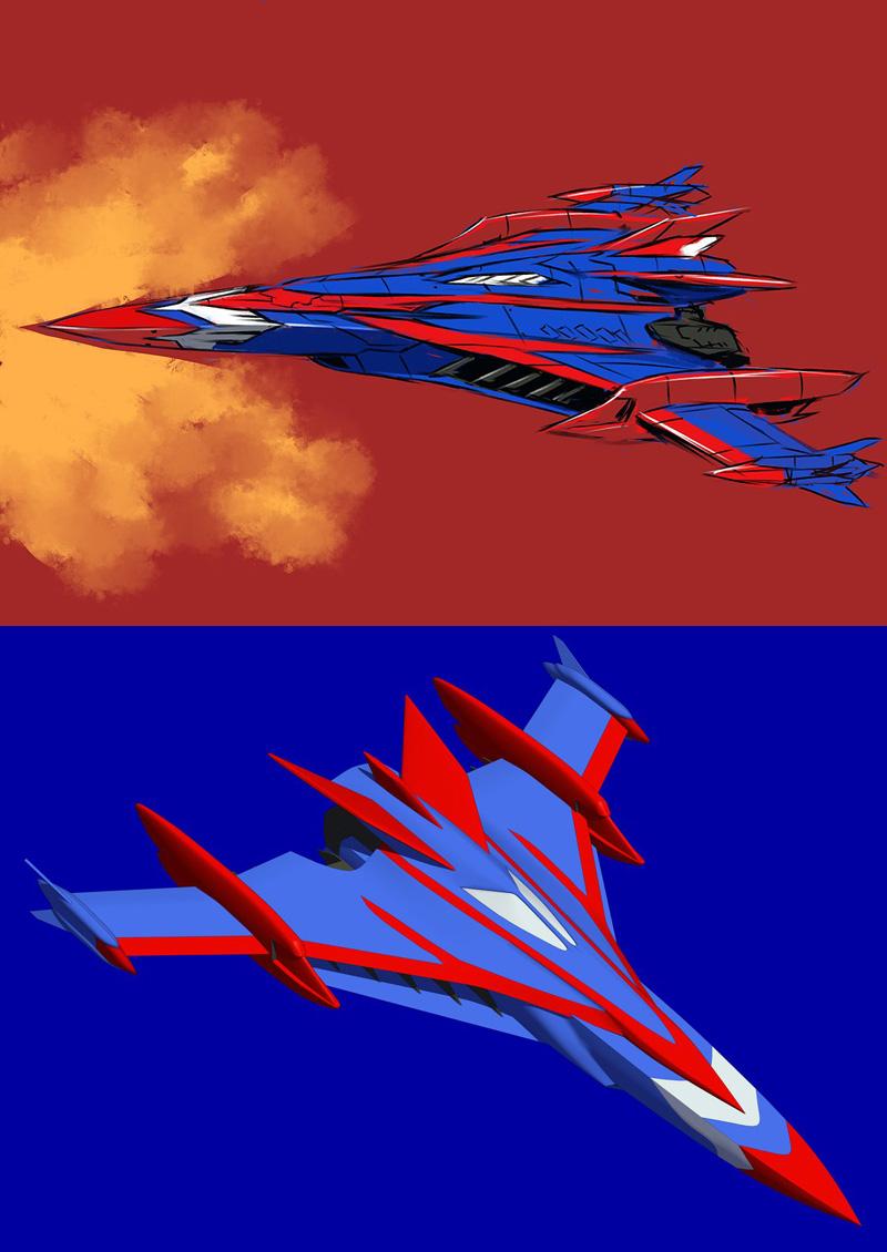 Infini-T Force 갓피닉스