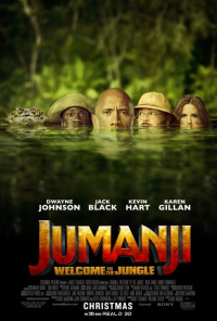 쥬만지 새로운 세계 Jumanji: Welcome to the Jungl..
