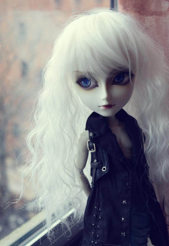 에테르나 - 하얀꽃