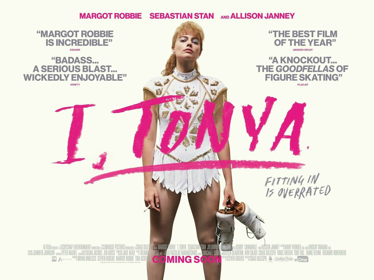 I, Tonya: Freak on Ice