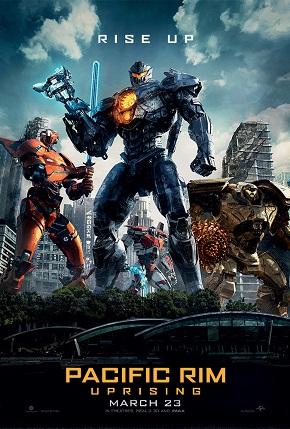 퍼시픽 림 업라이징 IMAX 3D - 중국 과다한 비중, ..