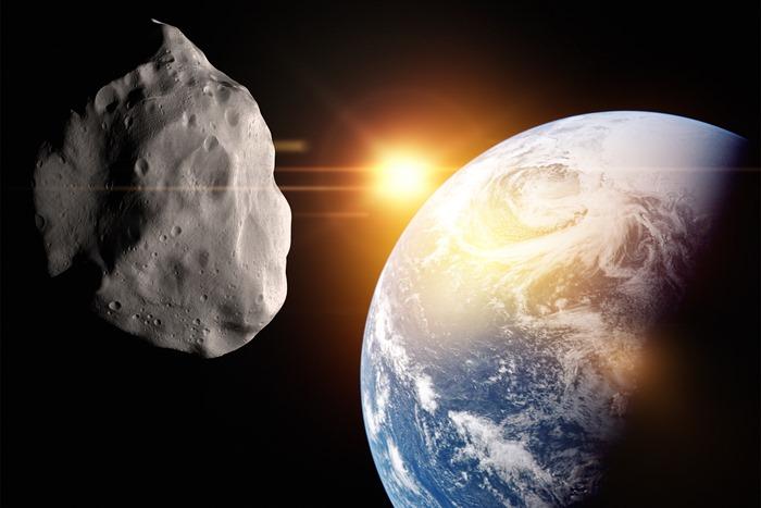 2135년에 소행성이 지구와 충돌할 가능성이 있다고?