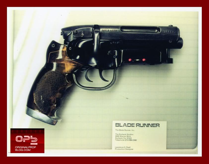 블레이드 러너 블래스터의 역사, 1982-2018