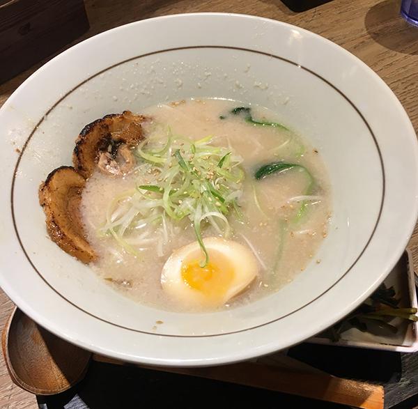 나 일본여행 온 줄, 멘야산다이메(麵屋三代目)..