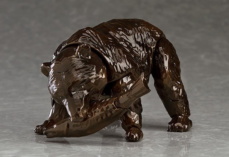 피그마 불곰 샘플 사진 공개, 홋카이도의 유명한 ..