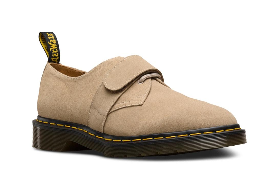 - Engineered Garments & Dr. Martens Add ..
