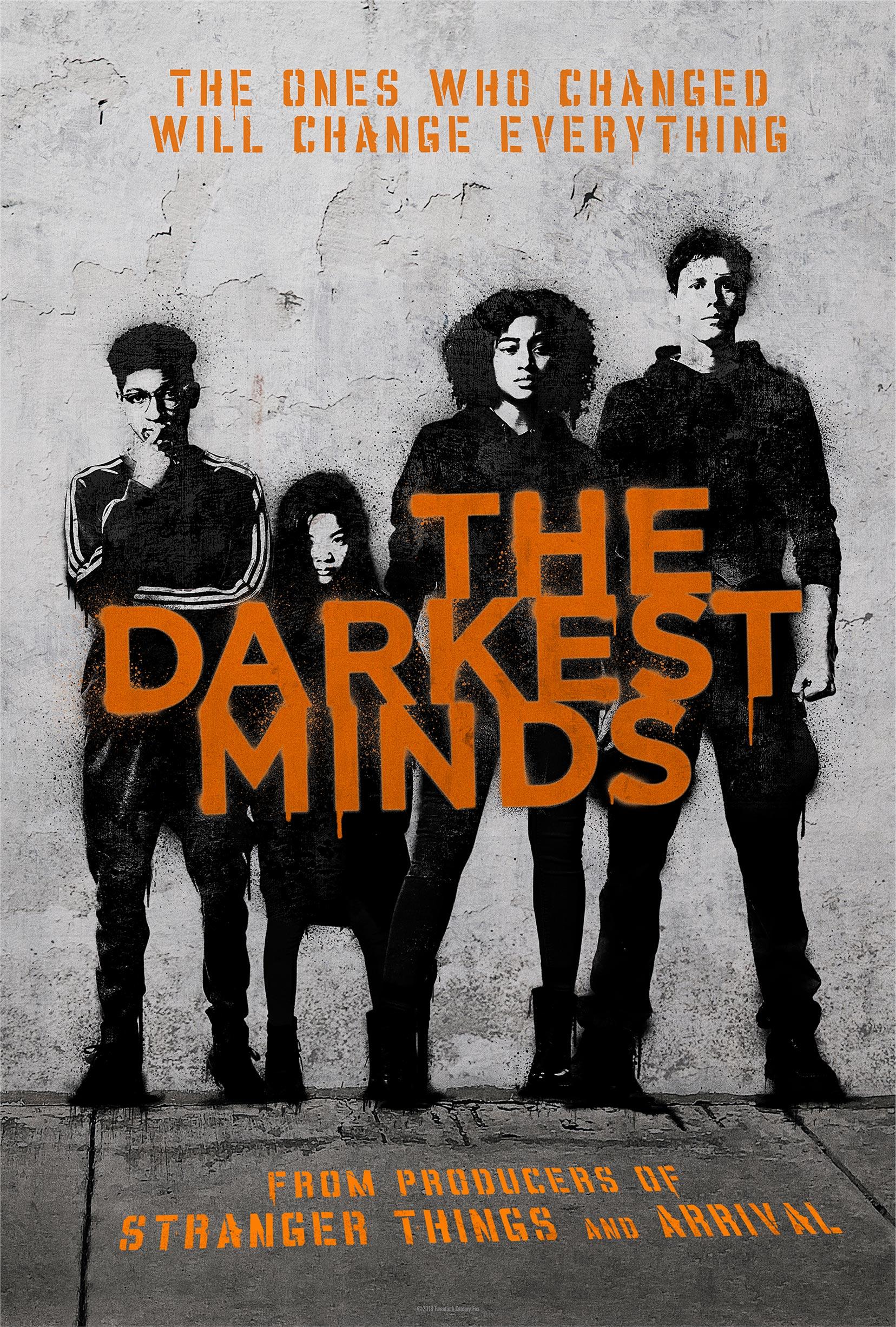 """The Darkest Minds"" 라는 작품입니다."