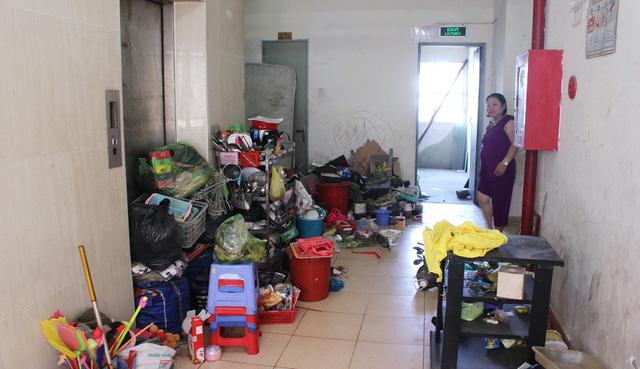 베트남 아파트 문화
