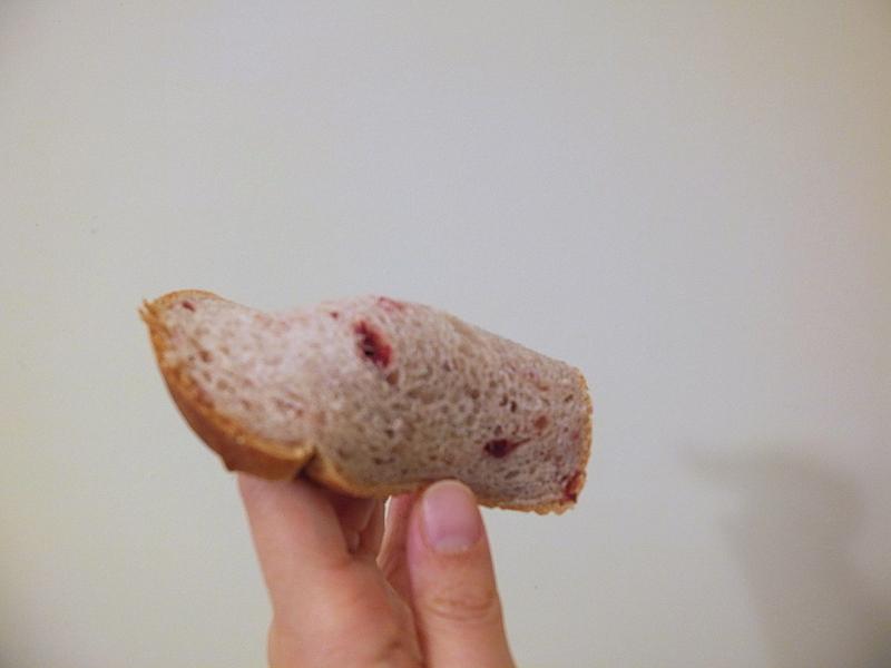 딸기요거트 식빵