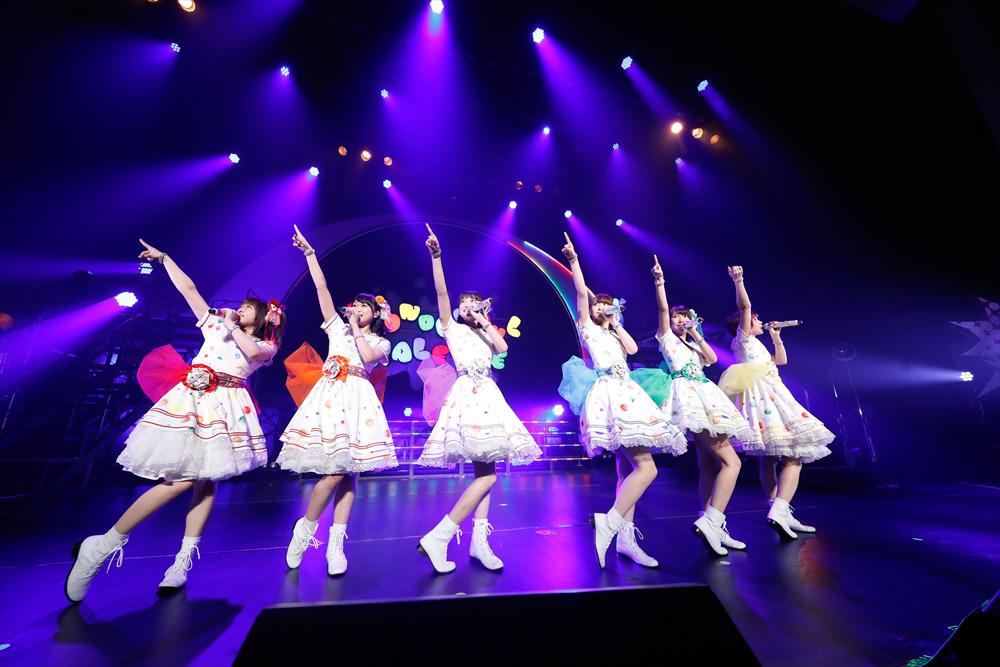성우 아이돌 유닛 'i☆Ris'의 4번째 일본 전국 투어가..