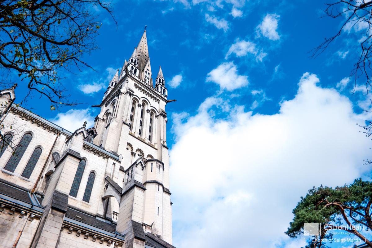 2018 프랑스 - 포의 관광지와 비아리츠