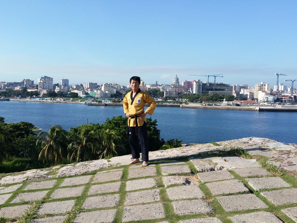 [쿠바] 도복 입고 추억 남기기