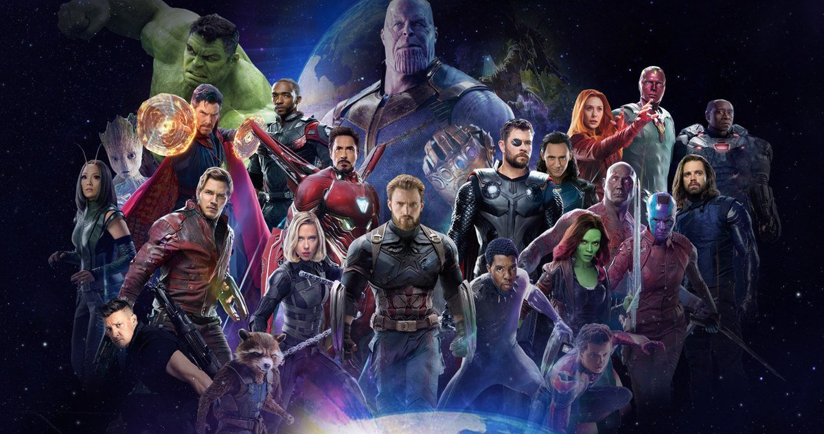 Avengers: Infinity War - A Long Prelude