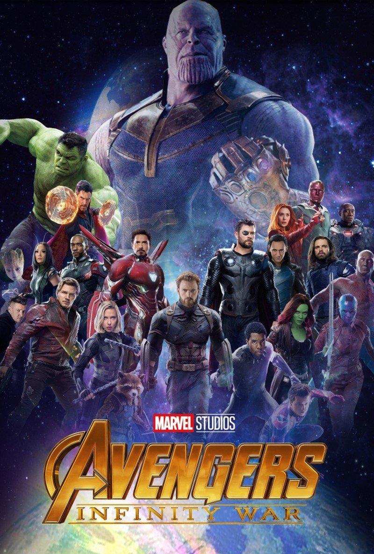 어벤저스 : 인피니티 워 (2018)