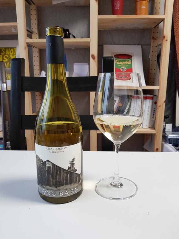 <Long Barn Chardonnay 2015> - 이게 바로 가성..