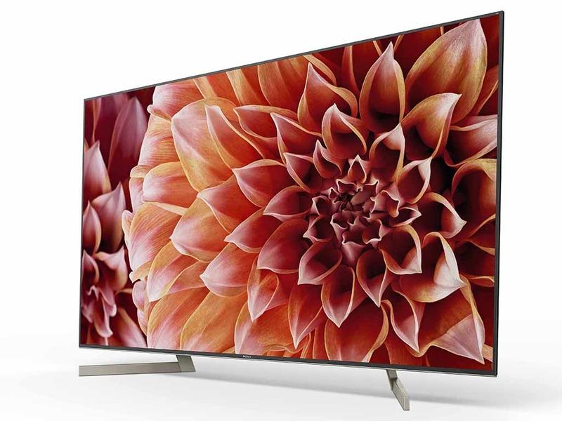 소니의 LCD 최상위급 제품이 발표되었네요.