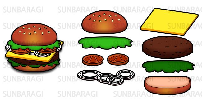[일톡] 햄버거