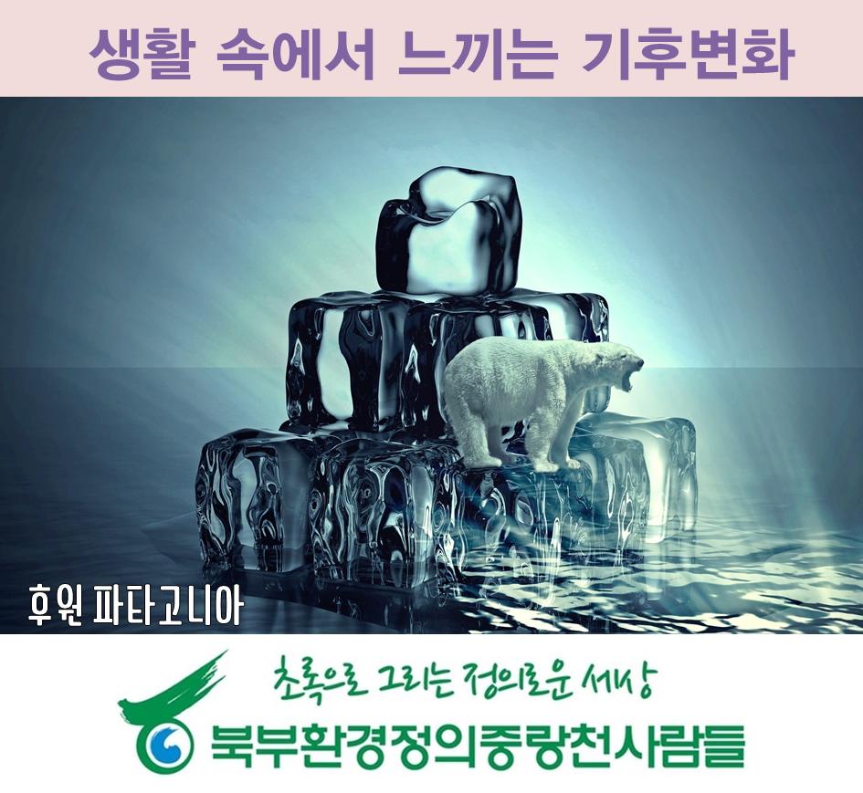 카드뉴스15>생활속에서 느끼는 기후변화