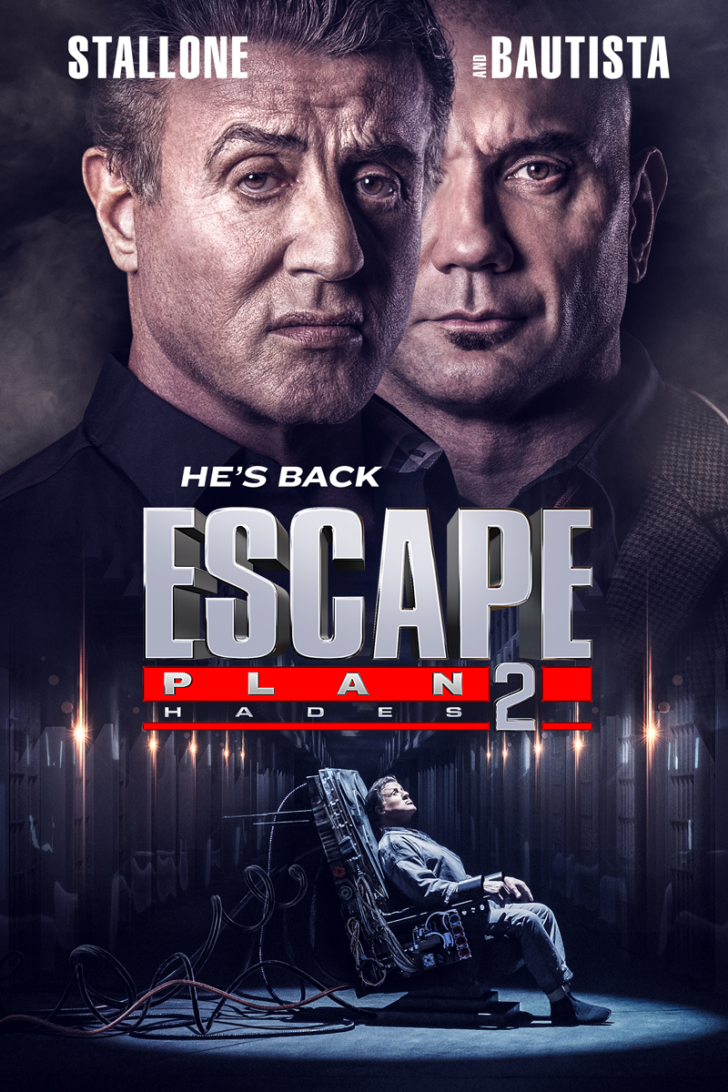 """Escape Plan 2"" 입니다."