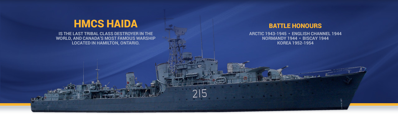 [WOWs] HMCS 하이다