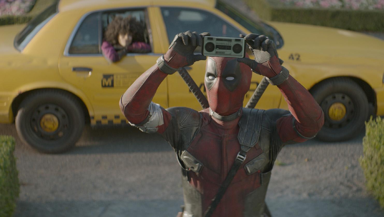 Deadpool 2 - 다시 돌아온 친구~~!!