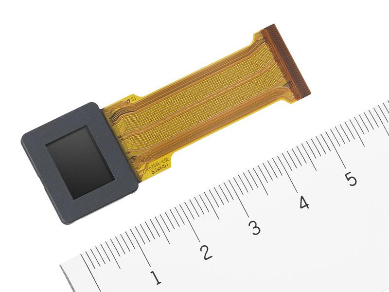 소니 신규 OLED 패널 개발 발표