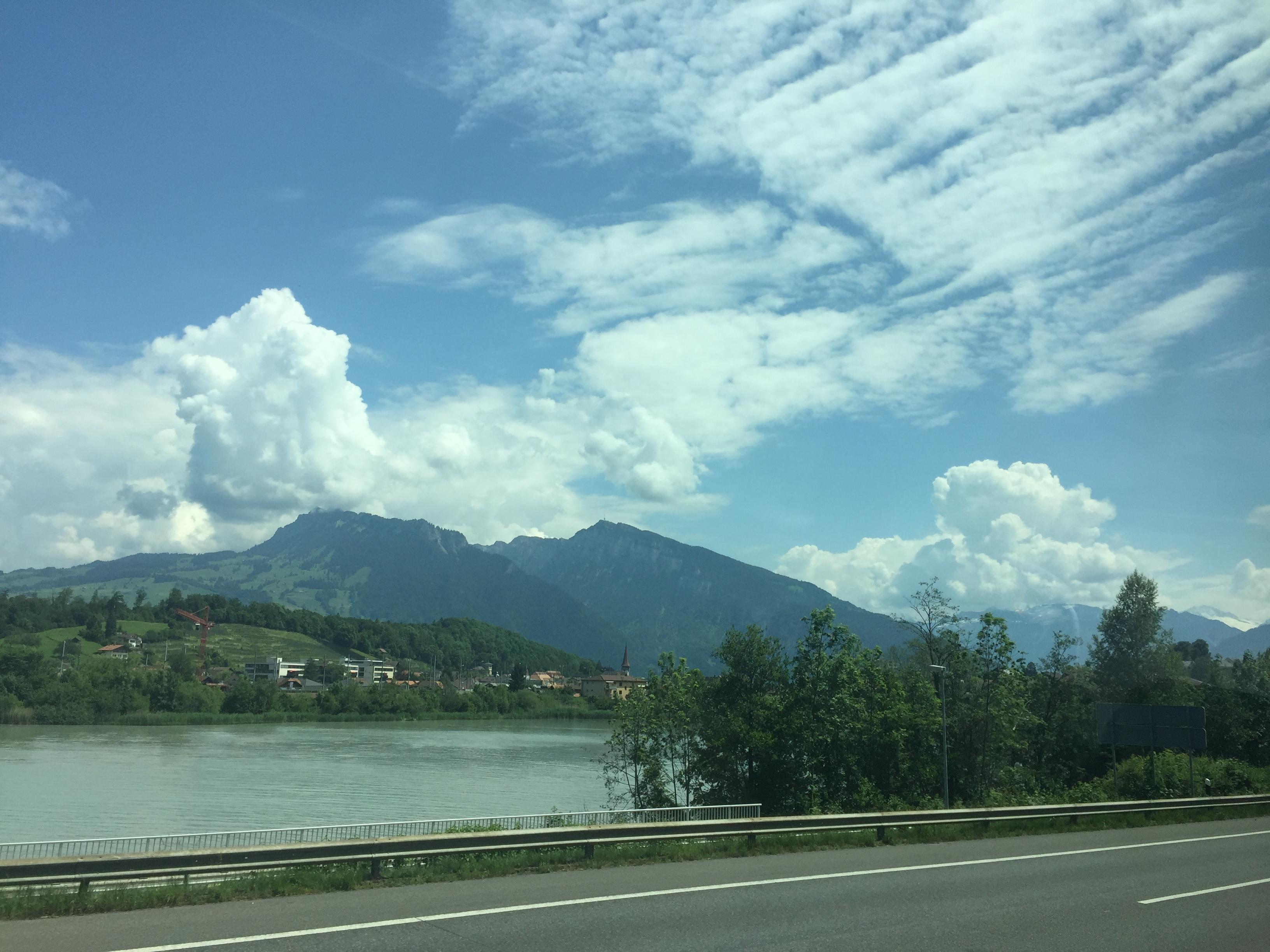 [스위스여행](3) 2017.6.2 아레협곡을 가다
