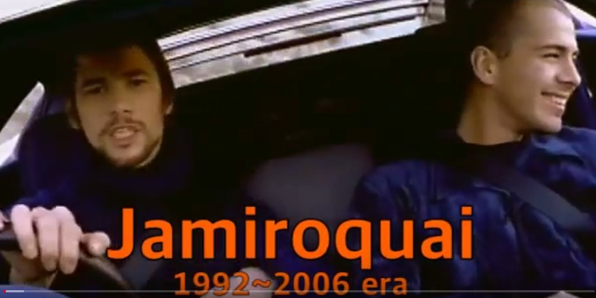 자미로콰이(Jamiroquai) 뮤비 Medley (1992~20..