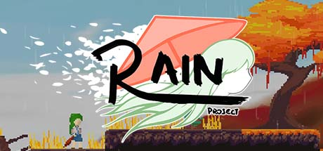 """사나에 주역 어드벤처 게임 """"RAIN Project"""" 스팀으.."""