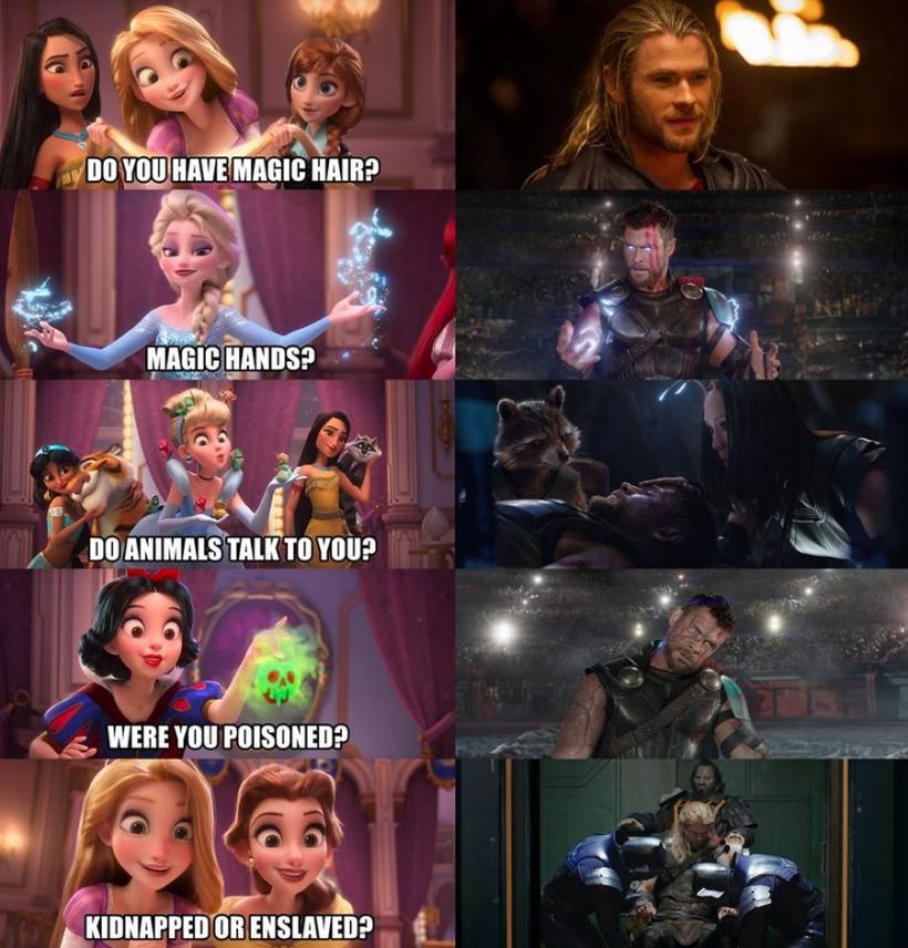 디즈니 프린세스의 조건